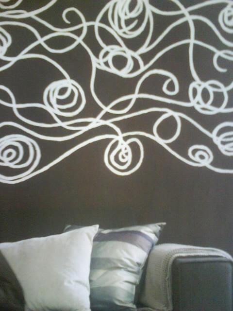 Decoratie Muur Slaapkamer Zelf Maken Pictures